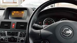How To Fix Nissan Almera N16 Immobiliser Fault