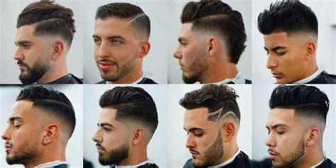 Men's Haircuts + Hairstyles 2019