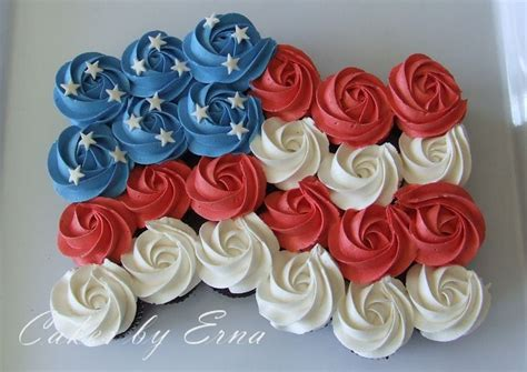 fourth of july cupcake ideas 4th of july cupcakes