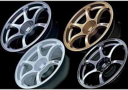 Rg Advan Ii Racing Wheel Miata Mx5