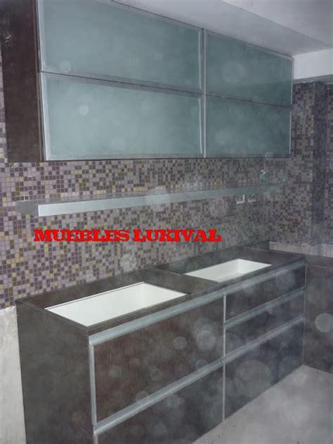 muebles lukival mueble de cocina en wengue perfil