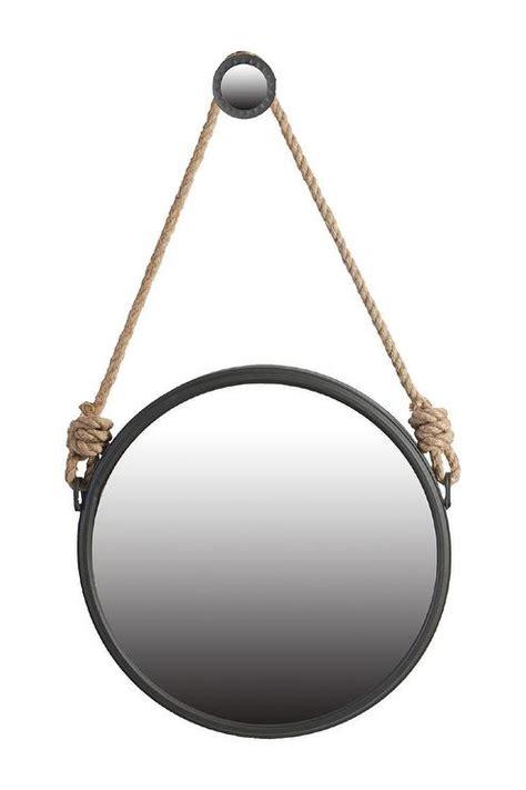 threshold natural  rope mirror