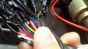 Drivers Seat Wire Colors - G35driver