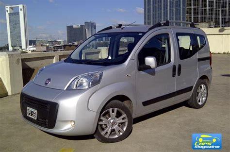 Estamos Probando El Fiat Qubo…