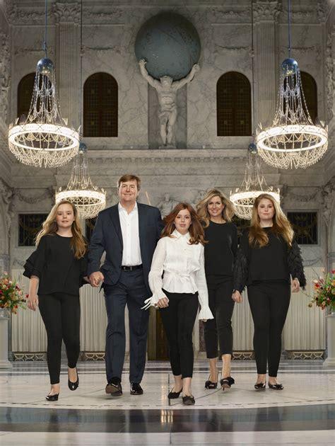 koninklijk huis familie portretfoto s koning willem alexander foto en video