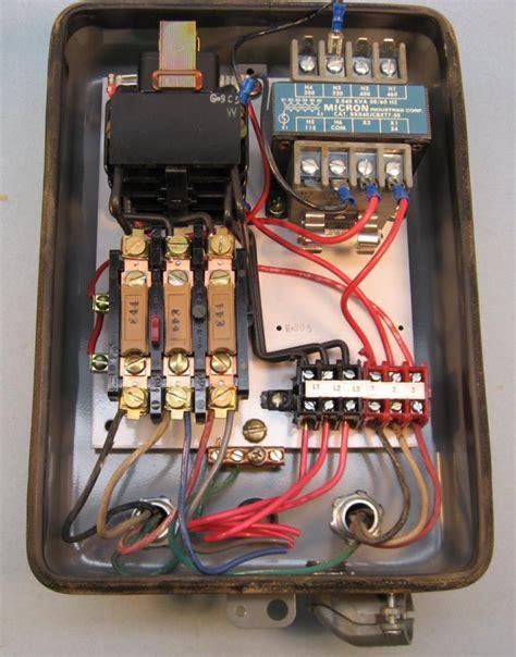 Wiring Diagram Motor 1 Phase