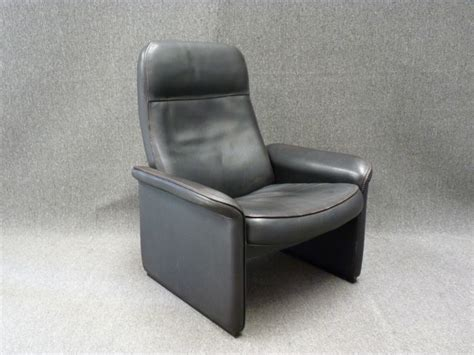 Armchair With Reclining Position, Model Ds 50