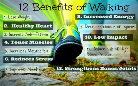 Benefits Of Walking  Complete Body & Health
