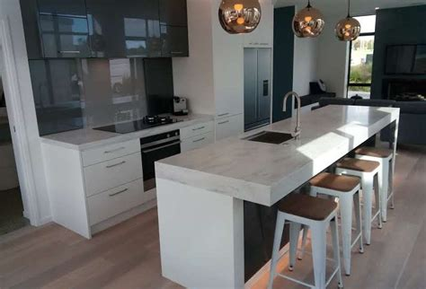 Kitchen Bench Repairs Auckland by Acrylic Kitchen Benchtops Countertops Island Units