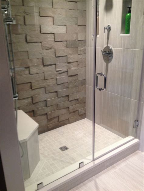 stone bathroom wall river rock faux panels river rock