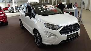 Ford Ecosport St Line 2018 : 2019 ford ecosport st line 1 0 ecoboost 125 exterior and ~ Kayakingforconservation.com Haus und Dekorationen