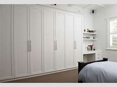 Bespoke SprayPainted Wardrobe Fitted Traditional