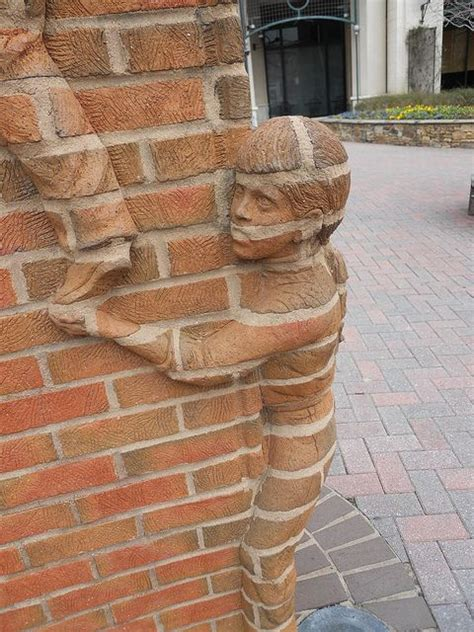 Backsteinwand Innen Aufarbeiten by Really Cool Brick Work Brick Works Walls And Bricks