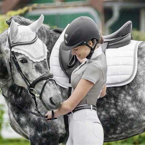 USG Baroness Fly Bonnet for Horses