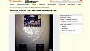Bon Coin Matelas : le bon coin changer une ps4 contre un matelas c 39 est ~ Teatrodelosmanantiales.com Idées de Décoration