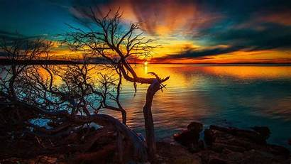 Nature Wallpapers Sunset Amazing Evening 1920 Background