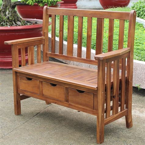 outdoor storage bench seat special ideas outdoor storage bench the home redesign
