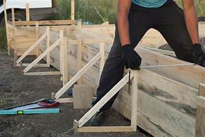 Forum Faire Construire : bois de coffrage pour s 39 assurer des construction droites travaux b ton ~ Melissatoandfro.com Idées de Décoration