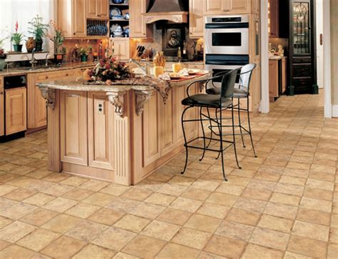 Earthscapes Vinyl Sheet Flooring by Ceramic Tile Is One Of The Most Popular Flooring Choices