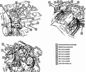 Where Can I Get A Wiring Illustration Or Diagram For The Coil Pack And Spark Plug Wires For A