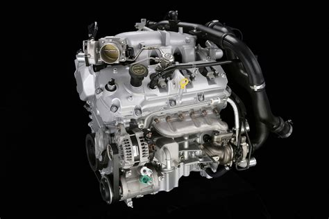 New Ecoboost Engine's Turbochargers Glow