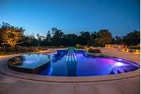 picture of a pool Bergen County NJ Landscape Designer Wins 2013 Best Gunite Pool