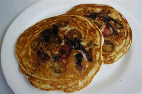 bliss cuisine fruit pancakes picture of bliss restaurant key key