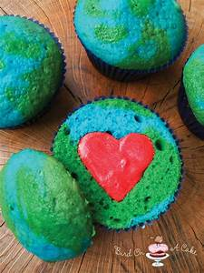Cupcakes That Look Like Planets - Pics about space