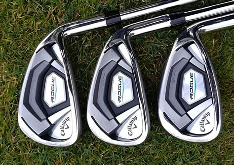 rogue callaway irons golfalot iron xr steelhead despite reasonable above most