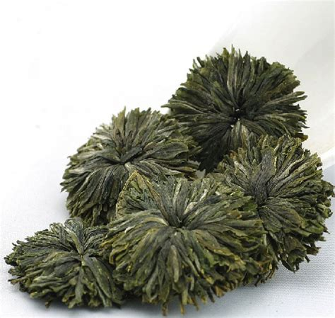 Green Peony Tea, lv mu dan tea - chinese loose tea and ...
