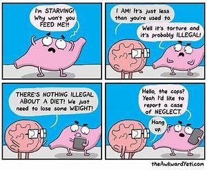 Stomach Gets Tortured