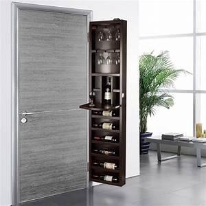 Cabidor - Behind the Door Wine Storage Cabinet - The Green