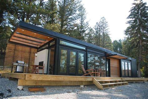 modern cabin prairie perch karoleena modern modular