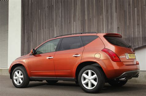 2005 Nissan Murano Reviews by Nissan Murano Estate Review 2005 2008 Parkers