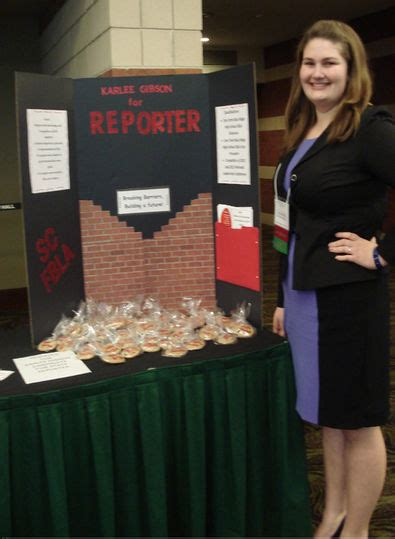 blue ridge student elected  state office  fbla
