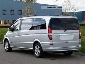 Viano V6 : mercedes benz viano 3 0 v6 cdi 6 8 pers long trend edition n 2011 estate minibus up to 9 ~ Gottalentnigeria.com Avis de Voitures