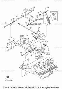 Yamaha Snowmobile 2003 Oem Parts Diagram For Ski