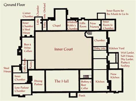 era house plans ingatestone a country house of the latter sixteenth