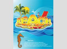 Beach free vector download 783 Free vector for