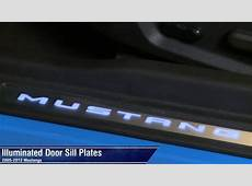 Mustang Illuminated Door Sill Plates 0512 All Review