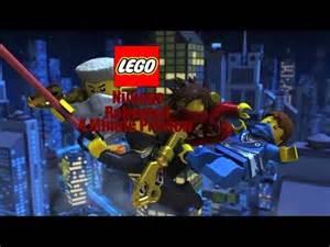 Rebooted LEGO Ninjago Theme Song
