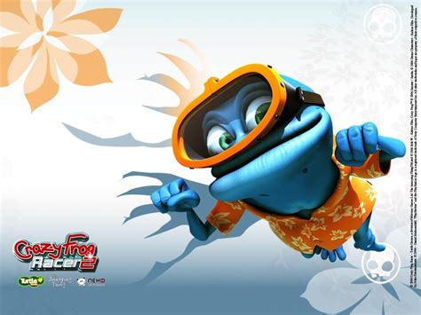 Free Animated Frog Wallpaper - frog wallpapers