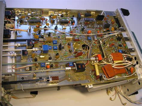 Tektronix 465 Parts