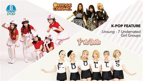 Kpop Feature Unsung  7 Underrated Girl Groups Allkpopcom