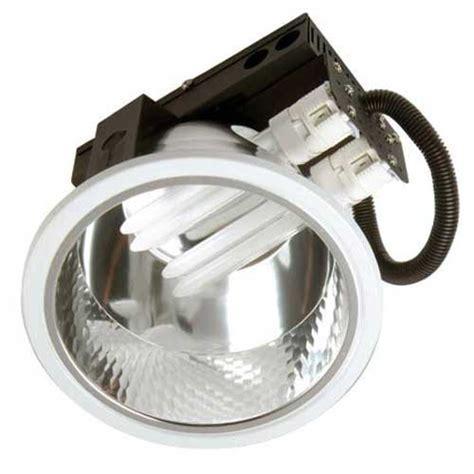 2 x 26 Watt Recessed Compact Fluorescent PL Downlight