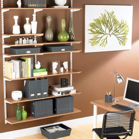 different shelving ideas different types of shelves and how you can integrate them into your office