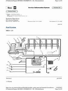 Heui Fuel System C9 Engine