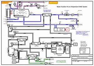 Water Chiller Schematic