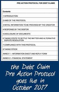 pre action protocol for debt claims now final debt camel With pre action protocol letter template