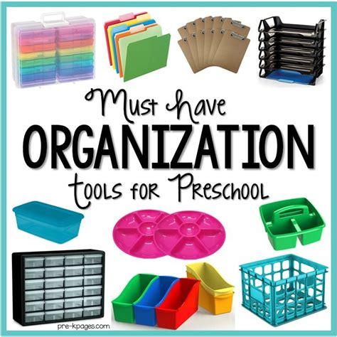must teaching tools to organize your classroom 319 | Organized Preschool Classroom